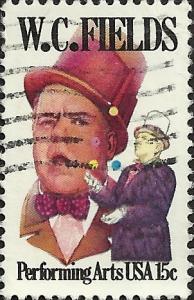 # 1803 USED W.C. FIELDS