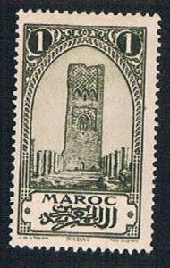 French Morocco 90 MLH Tower of Hassan (BP12912)