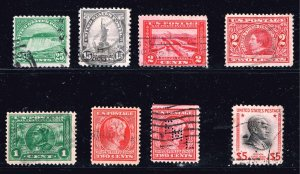 US STAMP USED STAMPS COLLECTION LOT   #S2