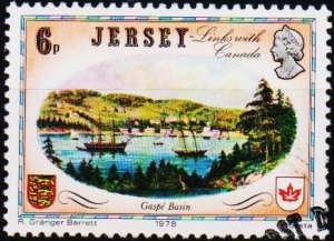 Jersey. 1978 6p S.G.190 Fine Used