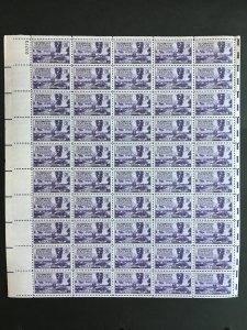 1948 sheet - California Gold - Sc# 954