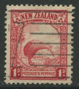 STAMP STATION PERTH New Zealand #186 - Definitive Issue Used CV$1.00