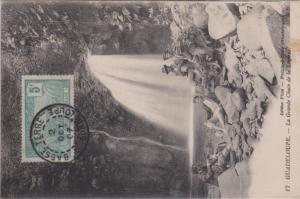 Guadeloupe 5c Harbor at Basse-Terre 1907 Basse Terre, Guadeloupe PPC (La Gran...