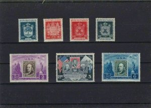 SAN MARINO  MOUNTED MINT OR USED STAMPS ON  STOCK CARD  REF R936