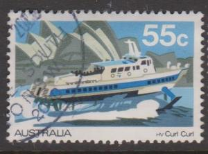 Australia Sc#699 Used