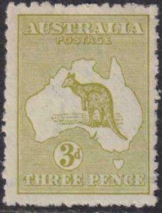 Australia 1915-1924 SC 47a MNH