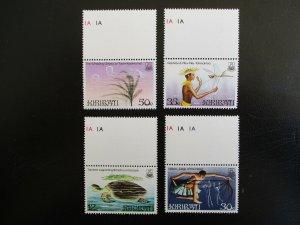 Kiribati #448-51 Mint Never Hinged (N7M0) WDWPhilatelic 3