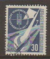 Germany #701 used