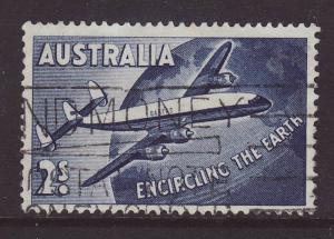 1958 Australia 2/- Fine Used