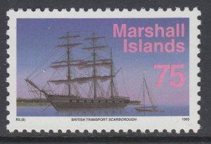 Marshall Islands 459 Sailing Ship MNH VF