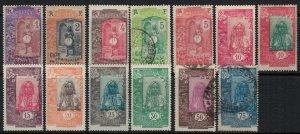 Somali Coast #80-5,7-9,93,7,103,7*/u  CV $10.00