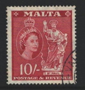Malta Sc#261 Used