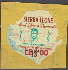 Sierra Leone #C35 MNH  (S6550)