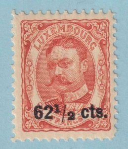 LUXEMBOURG 95  MINT HINGED OG * NO FAULTS VERY FINE!