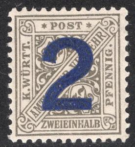 WURTTEMBERG SCOTT O149