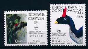 [39606] Mexico 1993 Birds Vögel Oiseaux Ucelli   MNH