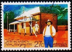 Australia. 1982 27c S.G.855 Fine Used
