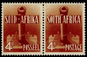 SOUTH AFRICA SG92, 4d orange-brown, M MINT. Cat £27.