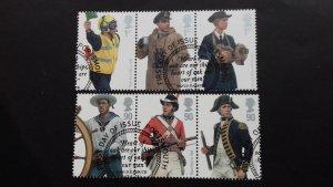 Great Britain 2009 Royal Navy Uniforms Used