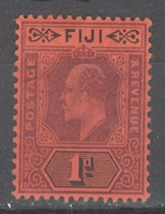 COLLECTION LOT # 2371 FIJI # 60 MH 1903