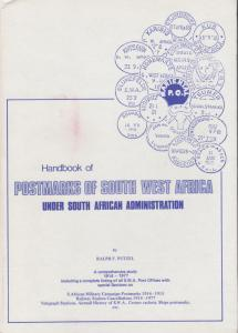 Handbook of Postmarks of South West Africa Under South African Administration
