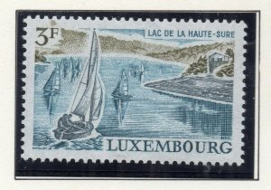 Luxembourg 1971 Early Issue Fine Mint Hinged 3F. NW-135481