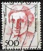 Germany; 1989: Sc. # 1494A: O/Used Single Stamp