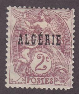 Algeria 2 Liberty, Equality & Fraternity O/P 1924