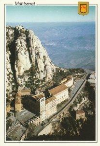 11166 Ansichtskarte Postcard MONTSERRAT ESPANA
