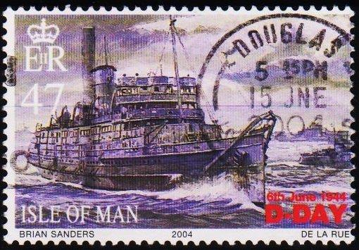 Isle of Man. 2004 47p S.G.1135 Fine Used