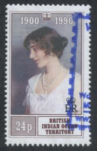 British Indian Ocean Territory 106 MH F-VF