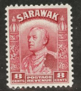 SARAWAK Scott 119 MH* 1941 CV$7.75