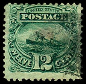 U.S. 1869 ISSUE 117  Used (ID # 39763)