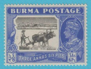 BURMA 59  MINT  HINGED OG * NO FAULTS VERY FINE !