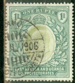 B: East Africa & Uganda 9 used CV $65