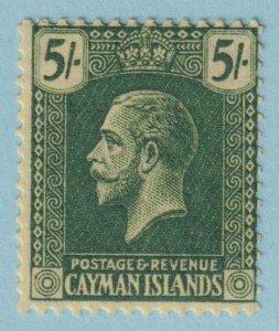 CAYMAN ISLANDS 67 MINT  HINGED OG *  NO FAULTS EXTRA FINE!
