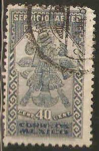 Mexico Used Sc C70 - Aztec Birdman