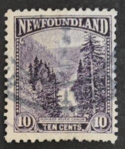 DYNAMITE Stamps: Newfoundland Scott #139 – USED