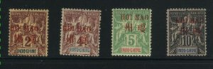 France - China Hoi Hao #2-5   Mint 1901 PD