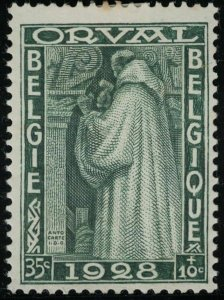 Belgium SC B75 Monk CarryingCapitalOfColumn(H) 1928