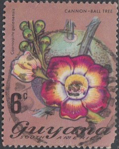 Guyana #137   Used