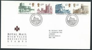 GB QEII 1992 Windsor Cancel High Value  Castles SG 1611 -...