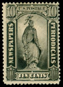 MOMEN: US STAMPS #PR94 MINT OG H NEWSPAPER