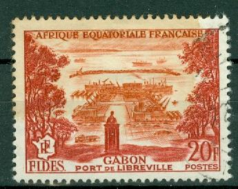 French Equatorial Africa - Scott 192
