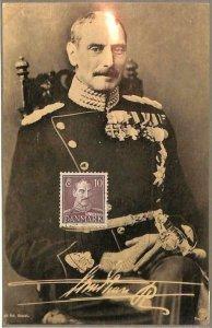 90094 - DENMARK - Postal History - MAXIMUM CARD -  CHRISTIAN X Royalty 1951