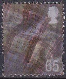 Great Britain - Scotland 18 used (2000)