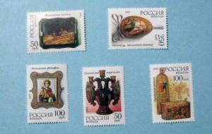 Russia - 6163-7, MNH Set. Moscow Museum . SCV - $2.60