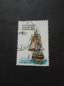 *Australian Antarctic Territory #L52u