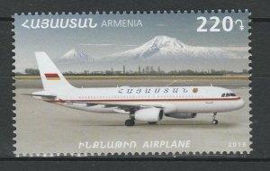 Armenia 2019 Aviation Planes MNH stamp