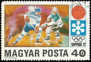 Hungary - 2114 - Used - SCV-0.25
